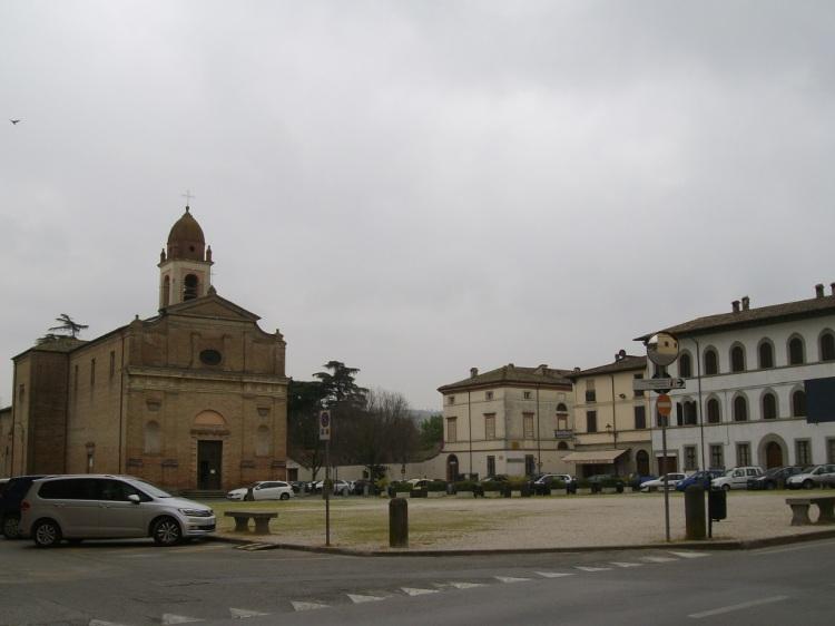 Chiesa di Santa Reparata Terra del Sole