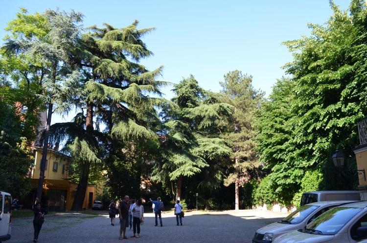 Giardino Palazzo Zani