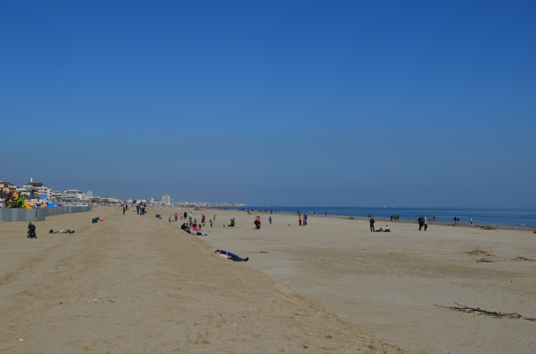 Pinarella di Cervia spiaggia