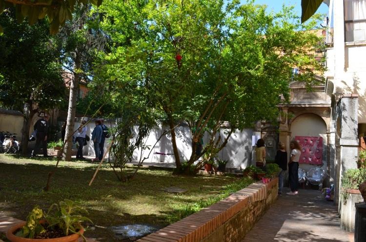 Giardini di Via Savenella