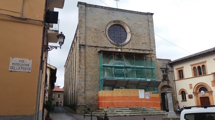 Chiesa San Francesco - Amatrice