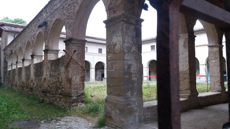 Chiostro francescano - Amatrice