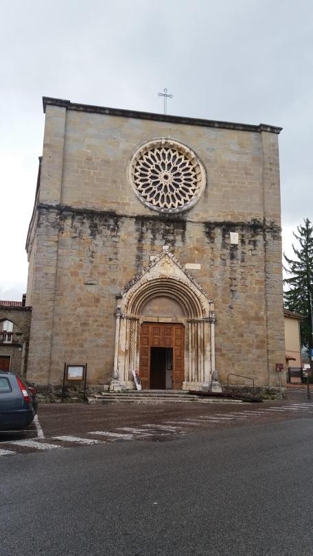 Chiesa di Sant'Agostino - Amatrice