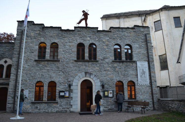 Santa Maria Maggiore - Museo dello Spazzacamino
