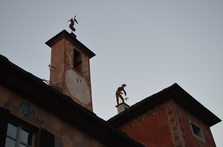 Santa Maria Maggiore - i tetti
