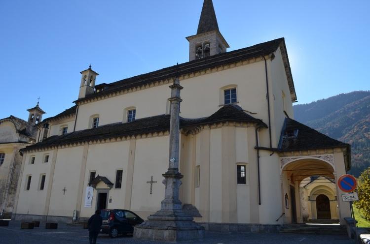 Malesco - Chiesa dei SS Pietro e Paolo