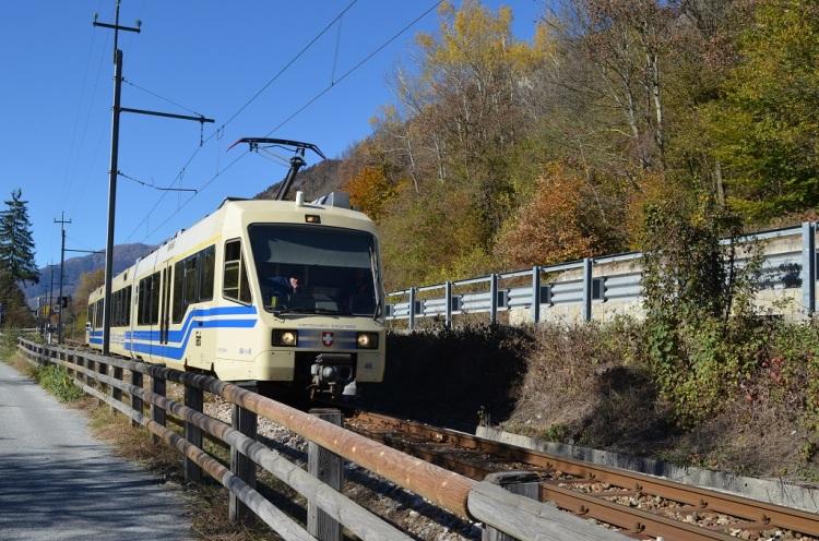 treno Vigezzina