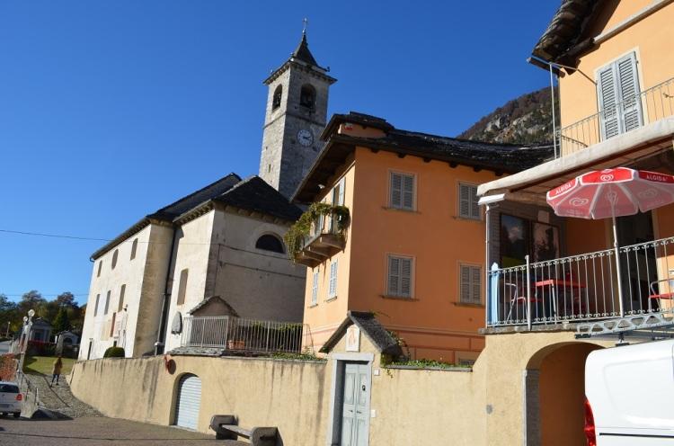 Villette -Chiesa di San Bartolomeo