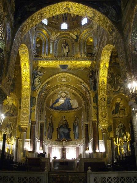 Cappella Palatina - Palermo