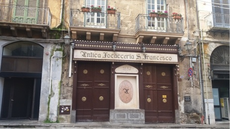 Focacceria San Francesco - Palermo