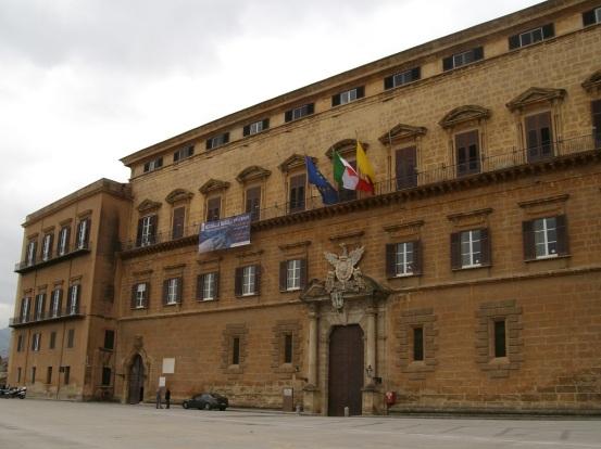 Palazzo dei Normanni- Palermo