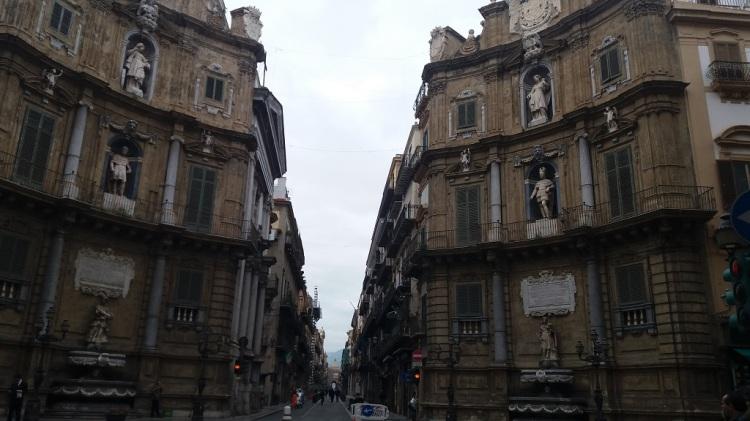 Piazza dei Quattro Canti - Palermo
