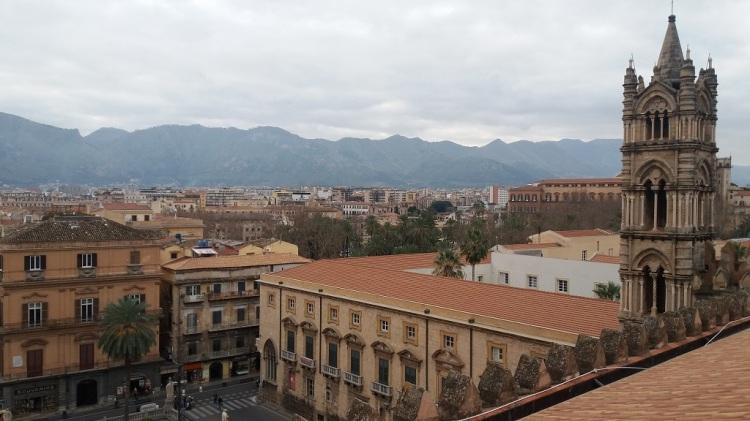 I tetti di Palermo
