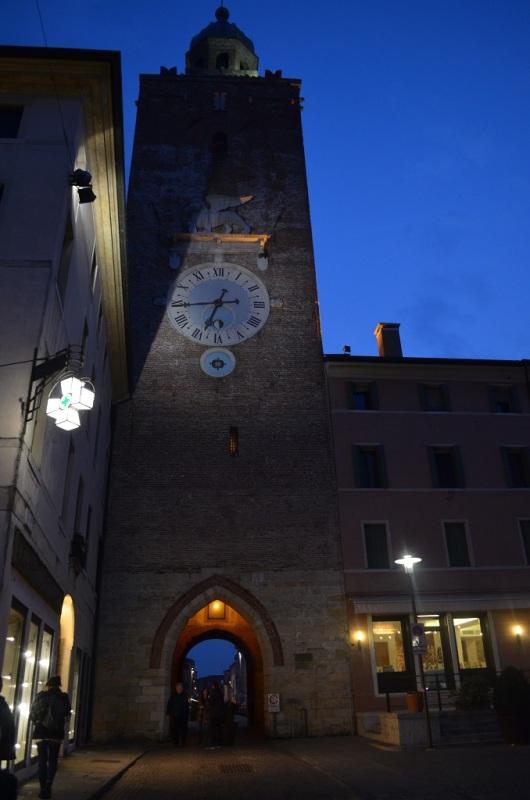 Torre dell'orologio - Castelfranco Veneto