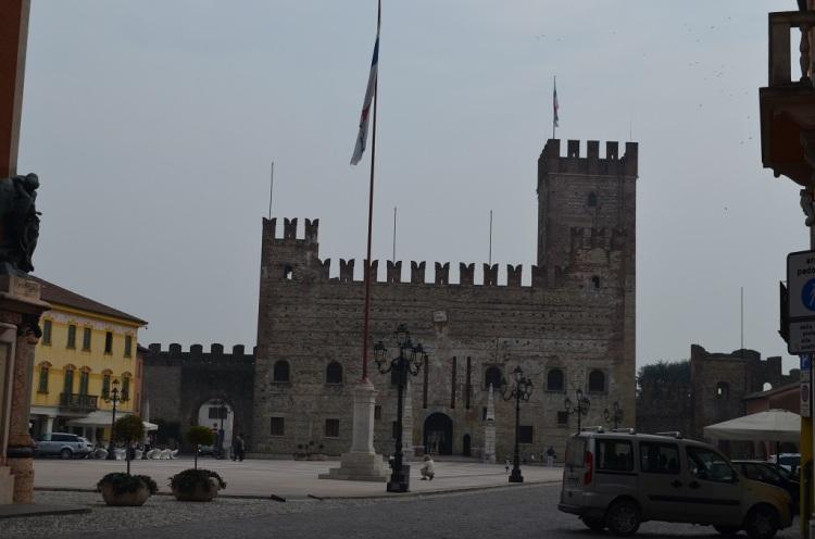 Marostica castello