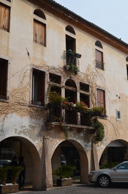 I palazzi di Marostica