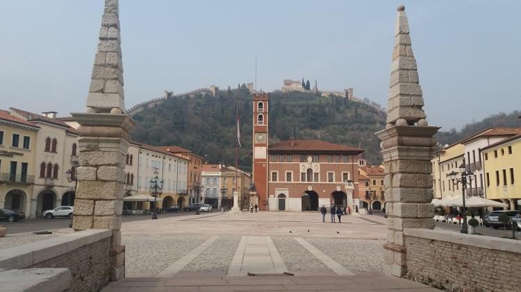 Piazza del Castello Inferiore - Marostica