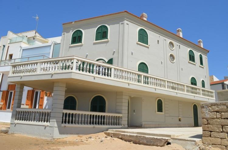 Casa del Commissario Montalbano Punta Secca Sicilia