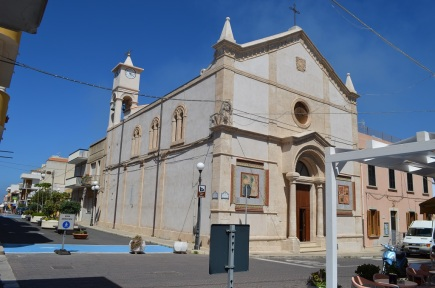 Chiesa San Gaetano Portopalo