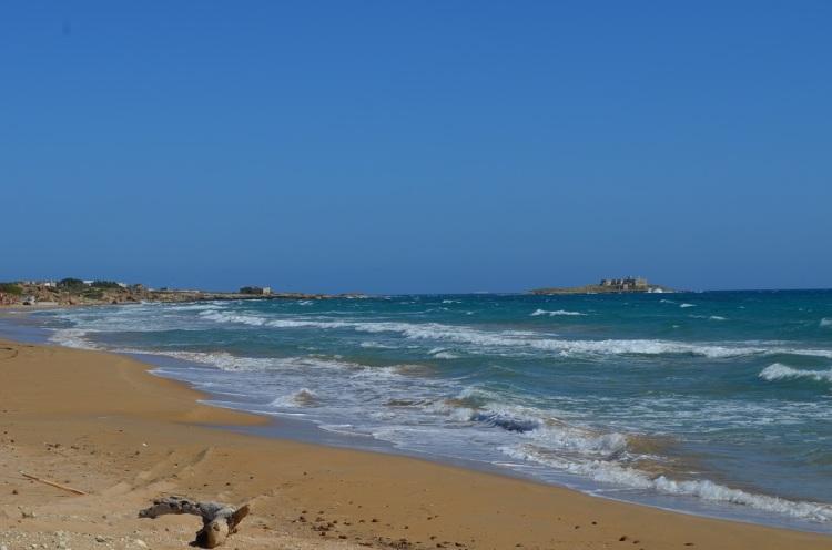 Isola di Capo Passero Sicilia