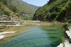laghetti di cavagrande del Cassibile sicilia