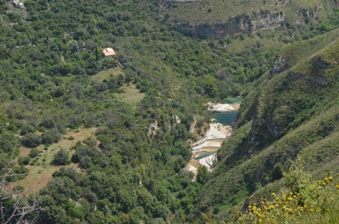 laghetti di Cavagrande Sicilia