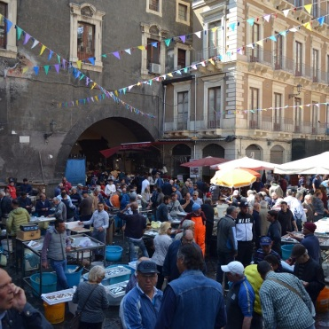 Mercato la Pescheria - Catania