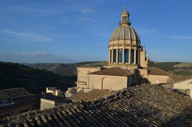 Ragusa Ibla campanile duomo