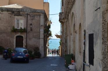 Strade di Ortigia - Siracusa