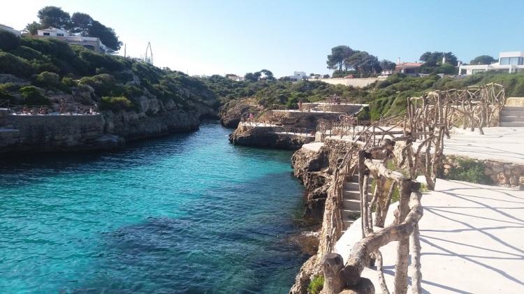 Le terrazze Cala en Brut Minorca
