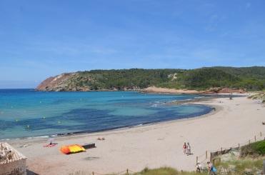 Platges d algaiarens Minorca