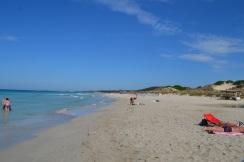 Plaja Son Bou - Minorca