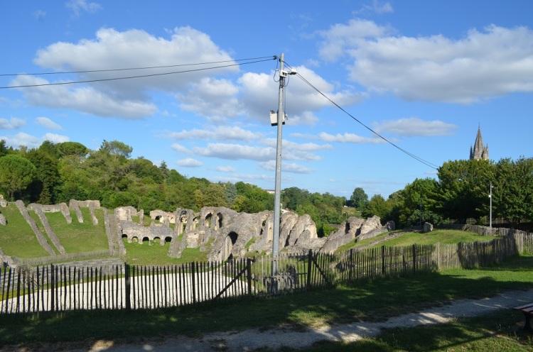 Saintes - anfiteatro