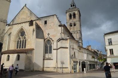 Cognac - la cattedrale