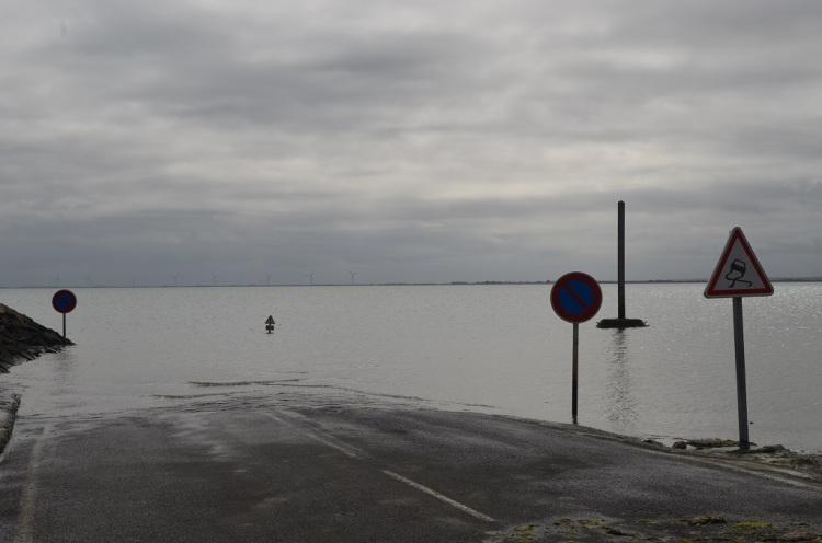 Passage du Gois - Ile de Noimoutier