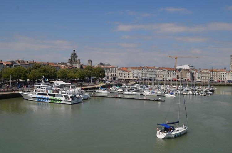 La Rochelle - il porto