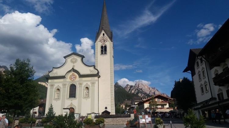 Chiesa parrocchiale di San Vigilio di Marebbe
