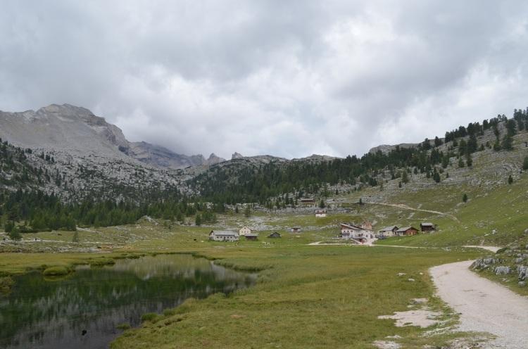 conca di Pices Fanes