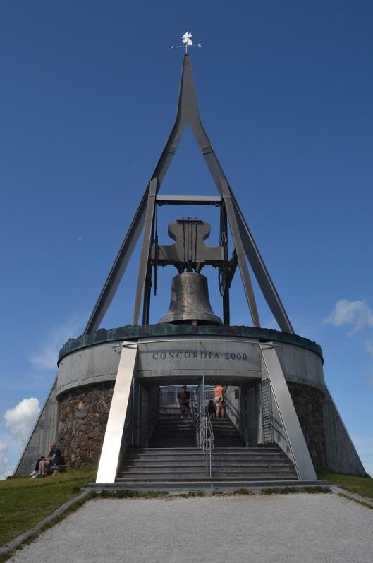 Concordia, la campana