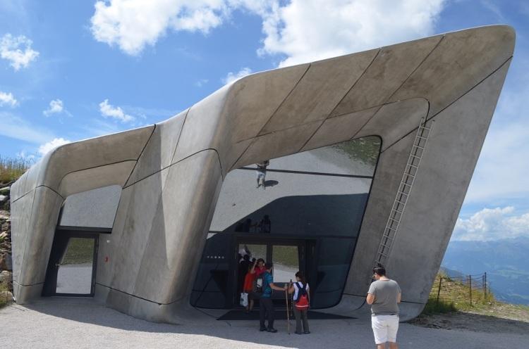 Messner Mountain Museum-Plan de Corones