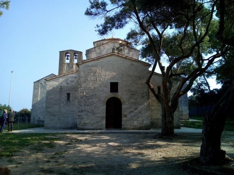 Chiesa Santa Maria di Portonovo