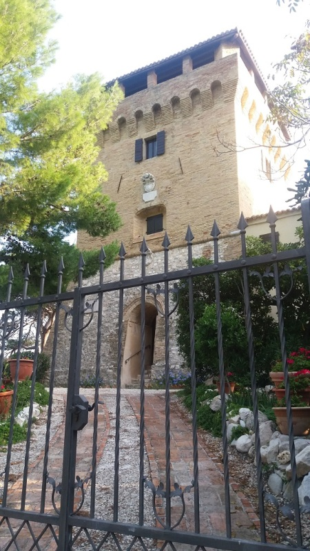 Torre di Guardia - Portonovo