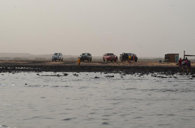 Baia degli Squali - Isola di Sal Capo verde