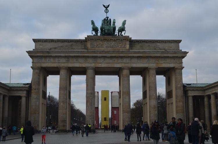 Brandenburger Tot - Berlino