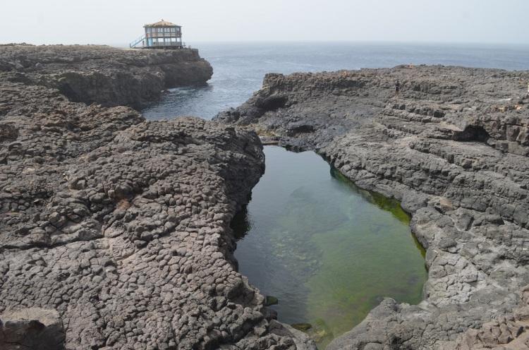 Buracona -  Isola di Sal Capo Verde
