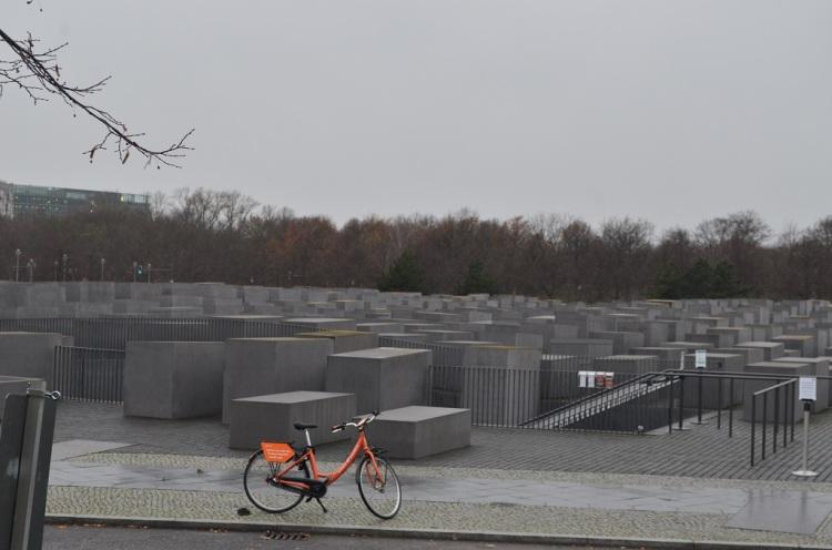 Denkmal für die Ermordeten Juden Europas - Berlino