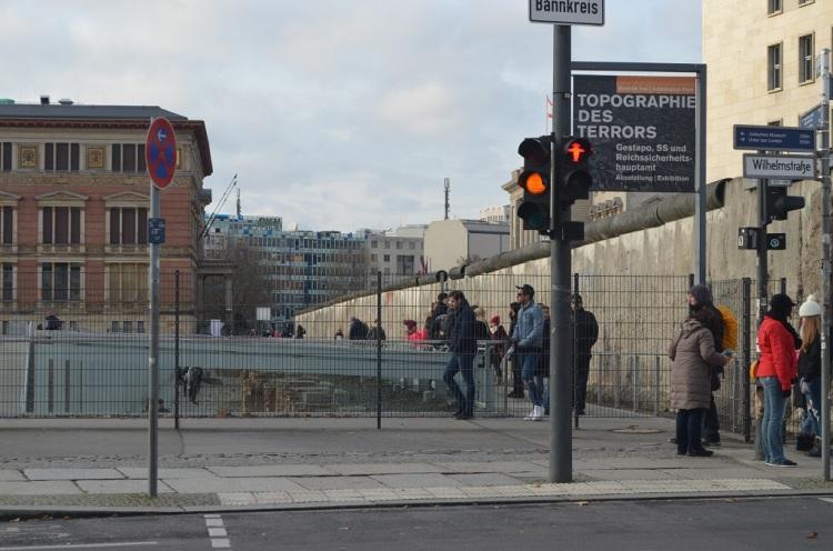 Topographie des Terrors - Berlino
