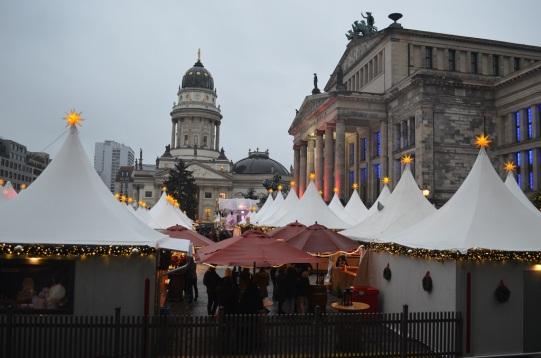Gendarmenmarkt Platz - Berlino