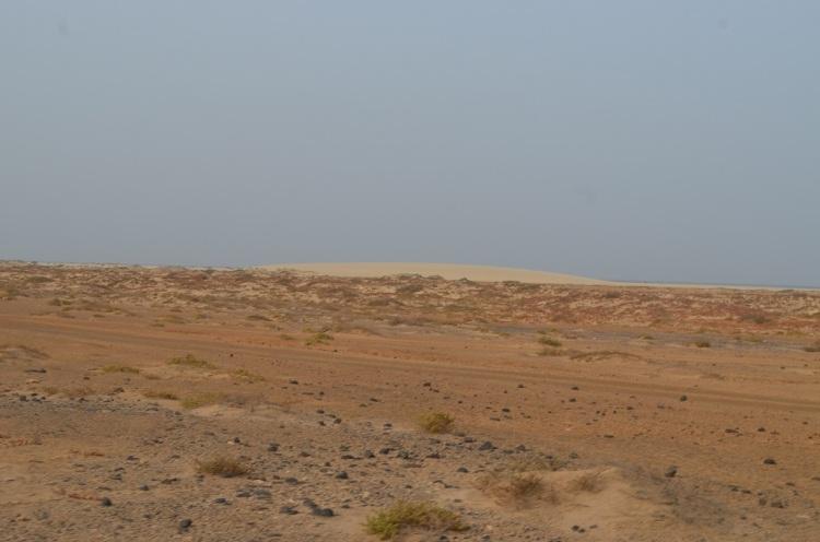 La duna di Ponta Petra - Isola di Sal Capo Verde
