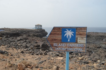 Giardini a Buracona - Isola di Sal Capo Verde